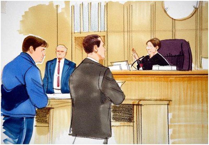 Что будет если обвиняемый не пришел на приговор
